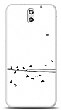 HTC Desire 610 Flying Birds Kılıf