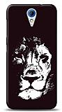 HTC Desire 620 Black Lion Kılıf