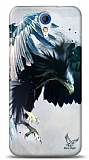 Dafoni HTC Desire 620 Black Eagle K�l�f