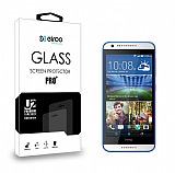 Eiroo HTC Desire 620 Tempered Glass Cam Ekran Koruyucu