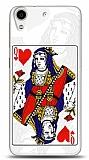 HTC Desire 626 Kraliçe Kılıf