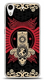 HTC Desire 626 Skull Nation Kılıf