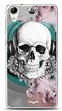 Dafoni HTC Desire 728G Lovely Skull Kılıf