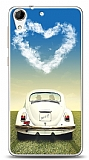 Dafoni HTC Desire 728G Vosvos Love Kılıf