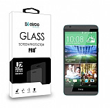 Eiroo HTC Desire 820 Tempered Glass Cam Ekran Koruyucu