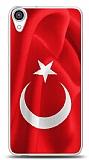 Dafoni HTC Desire 820 Türk Bayrağı Kılıf