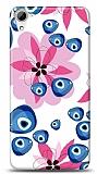 HTC Desire 826 Nazar Boncuğu 2 Kılıf