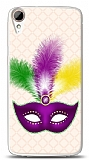 HTC Desire 828 Purple Mask 2 Kılıf
