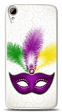 Dafoni HTC Desire 828 Purple Mask Kılıf
