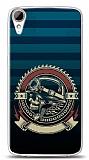 Dafoni HTC Desire 828 Skull Soldier Kılıf