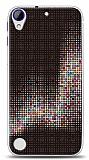 Dafoni HTC Desire 830 Black Dottes K�l�f