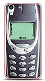 HTC Desire Eye Nostalgia Kılıf