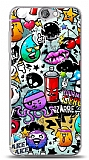 HTC One A9 Grafitti 2 Kılıf