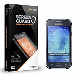 Dafoni Samsung Galaxy J1 Ace Tempered Glass Premium Cam Ekran Koruyucu
