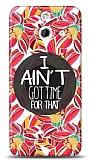 HTC One E8 Aint Got Time Kılıf