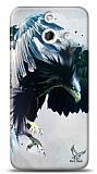 HTC One E8 Black Eagle Kılıf