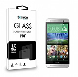 Eiroo HTC One E8 Tempered Glass Cam Ekran Koruyucu