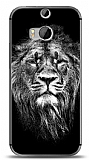 HTC One M8s Black Lion Kılıf
