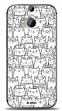 HTC One M8s Cats Kılıf