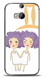 HTC One M8s İkizler Burcu Kılıf