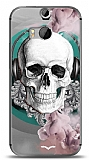 HTC One M8s Lovely Skull Kılıf