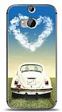 Dafoni HTC One M8s Vosvos Love K�l�f