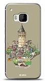 Dafoni HTC One M9 Galata K�l�f
