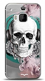 HTC One M9 Lovely Skull Kılıf