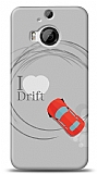 HTC One M9 Plus I Love Drift Kılıf