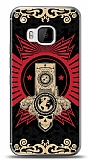 Dafoni HTC One M9 Skull Nation K�l�f