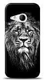 Dafoni HTC One mini 2 Black Lion K�l�f