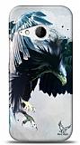 Dafoni HTC One mini 2 Black Eagle K�l�f