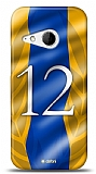 HTC One mini 2 Lacivert Kılıf