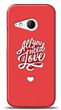 Dafoni HTC One mini 2 Need Love K�l�f