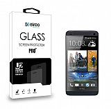 Eiroo HTC One Tempered Glass Cam Ekran Koruyucu