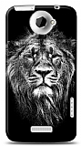 Dafoni HTC One X Black Lion K�l�f