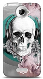 Dafoni HTC One X Lovely Skull Kılıf