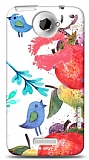 Dafoni HTC One X Water Color Kiss K�l�f
