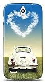Dafoni Huawei Ascend G610 Vosvos Love K�l�f