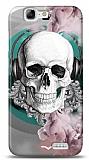Huawei Ascend G7 Lovely Skull Kılıf