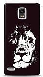 Dafoni Huawei Ascend P1 Black Lion K�l�f