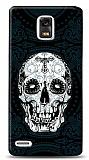 Dafoni Huawei Ascend P1 Black Skull K�l�f