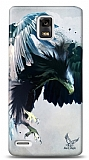 Dafoni Huawei Ascend P1 Black Eagle K�l�f