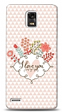 Dafoni Huawei Ascend P1 I Love You K�l�f