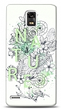 Dafoni Huawei Ascend P1 Nature Flower K�l�f