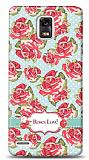 Dafoni Huawei Ascend P1 Roses Love K�l�f