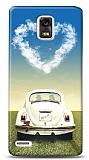 Dafoni Huawei Ascend P1 Vosvos Love K�l�f