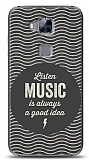 Dafoni Huawei G8 Listen Music K�l�f