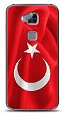 Huawei G8 Türk Bayrağı Kılıf