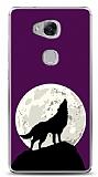 Huawei GR5 Wolf Purple Kılıf